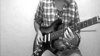 Brad Paisley - Mud on the Tires (guitar solo)