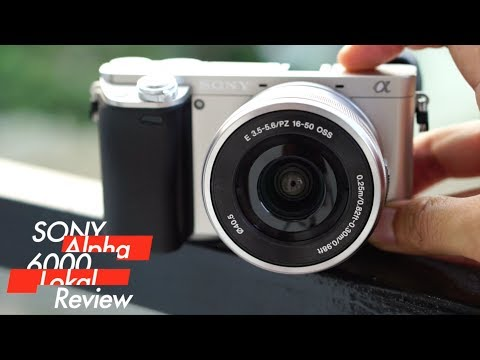 SONY A6000 Review Bahasa Indonesia