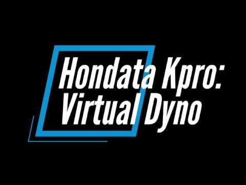 Hondata Kpro Part 35: Virtual Dyno | Evans Performance Academy