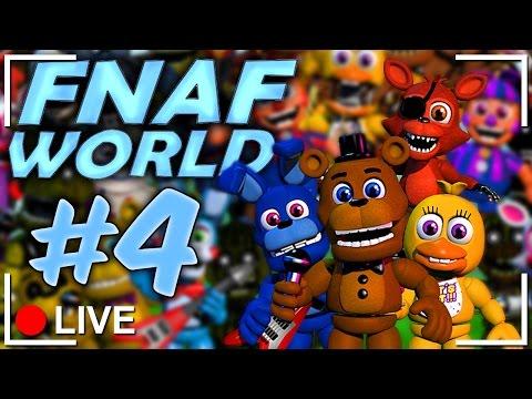 fnaf world simulator android apk