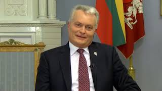 Download Mp3 Gitanas Nausėda President of Lithuania BBC HARDtalk