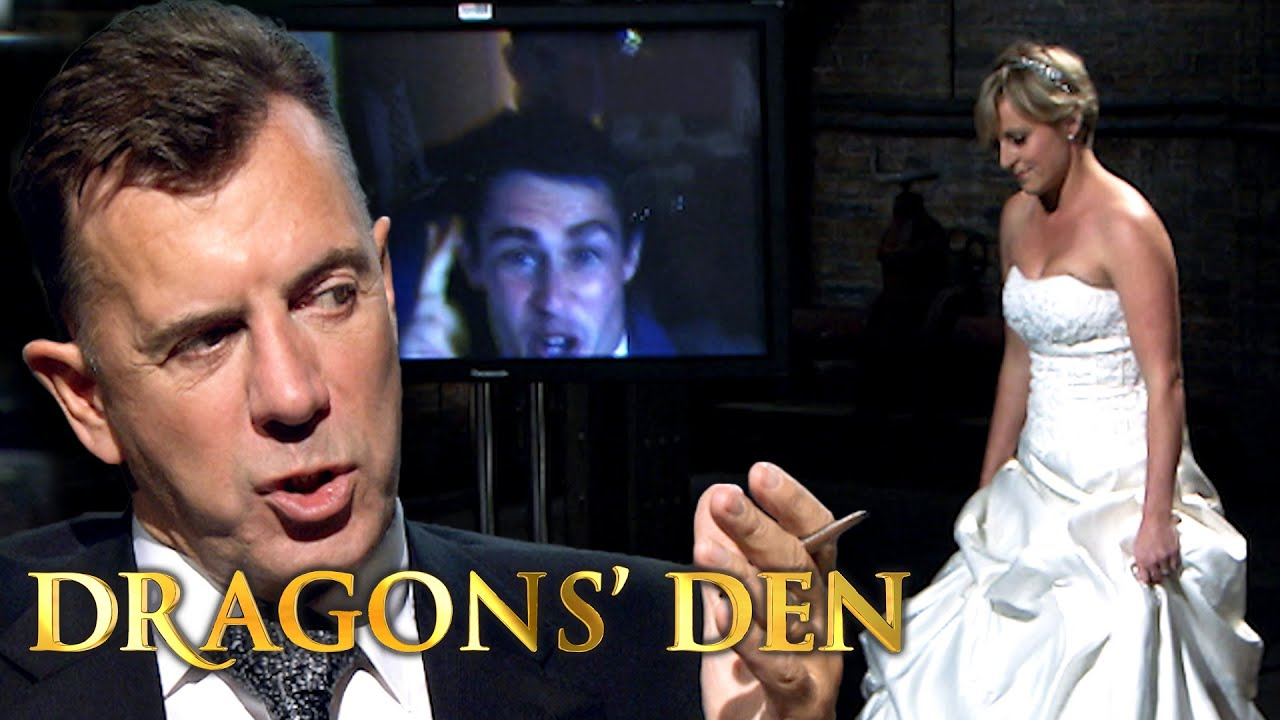 Wobbly Wedding Goers May Ruin The High Budget Vlogs | Dragons' Den