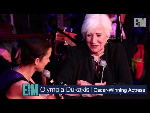 Behind the scenes: Academy Award Winners Olympia Dukakis and Shirley McLaine on Steel Magnolias