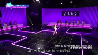 [THAISUB] #SIXTEEN Natty - Lay Me Down