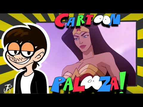 Cartoon Palooza Review- Wonder Woman (2009)