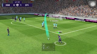 Brilliant Tight Angle Free Kick By Iconic Lionel Messi with Tutorial