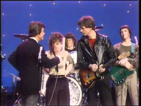 Dick Clark Interviews Quarterflash - American Bandstand ...