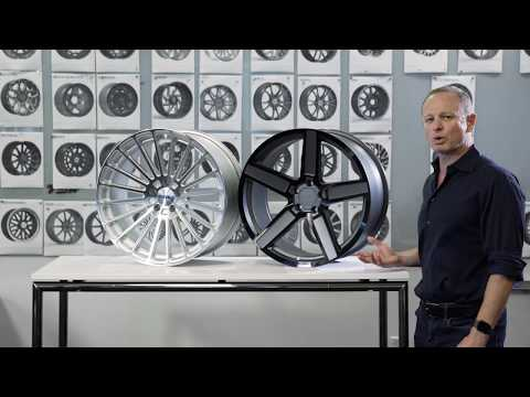 TSW Alloy Wheels - Unique Wheel Finishes