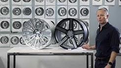 TSW Alloy Wheels - Unique Wheel Finishes
