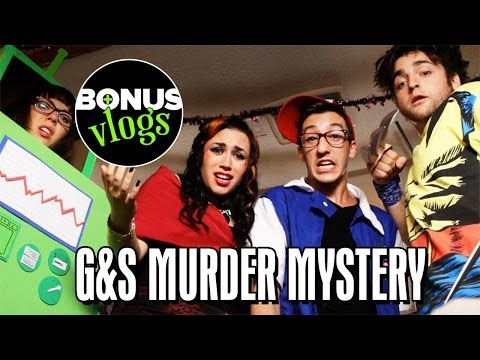 Who Killed Elliott Morgan? A Geek & Sundry Vlogs Murder Mystery!