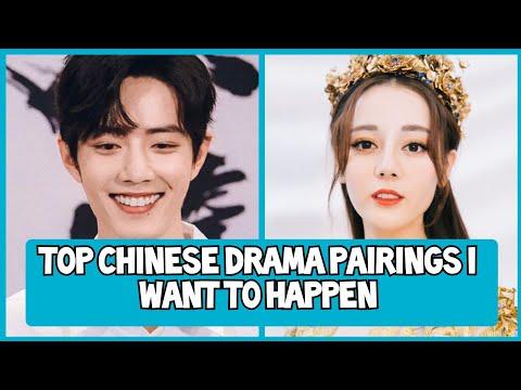 9 Dream-Like Chinese Drama Pairings