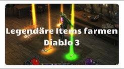 Diablo 3: Legendäre items farmen (Rifts, Kadala, Kanais Würfel)