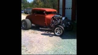 28 Model A 383 stroker chopped top.mov Thumbnail