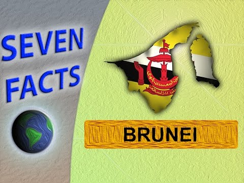 7 Facts about Brunei