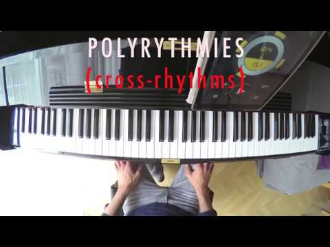 POLYRYTHMIES⎪3/4 sur 4/4 (JAZZ TUTORIAL)