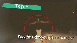 Top 5: Wiedźm uchwyconych na kamerze
