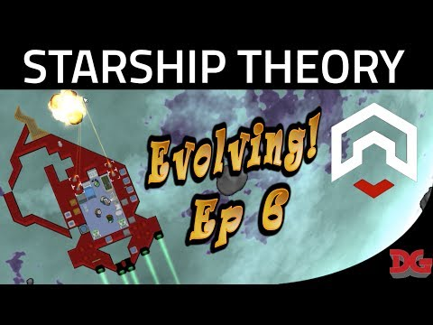 """Starship Theory ► Episode 6 - Just say """"NO"""" to Symmetry! (1440@60)"""