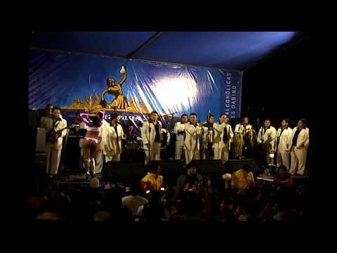 CARIBEÑOS DE GUADALUPE - MIL NOCHES - MIX RONISH (TRUJILLO 01/01/2009)