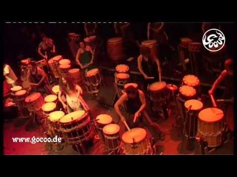 GOCOO - Daichi No Kioku - Live In Norway - Taiko