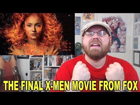 Dark Phoenix will be the LAST X-Men Movie From FOX!!!