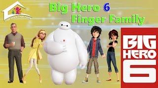 big hero 6 finger family nursery rhymes super simple finger family baymax