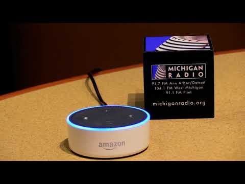 How To play To Michigan Radio On Your Smart Speaker |  Alexa