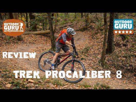 Trek ProCaliber 8 Hardtail Review - Outdoorguru