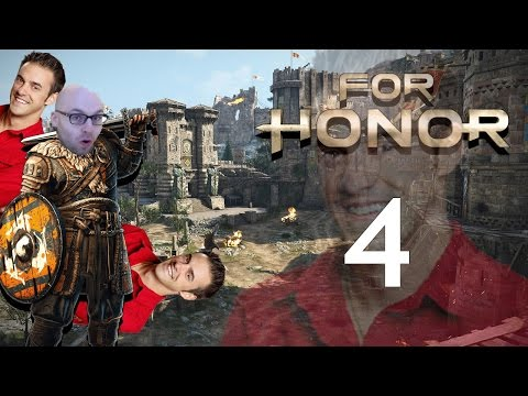 Honorless - For Honor Duels w/ Dan Gheesling and Northernlion - Episode 4