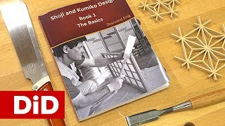 856. Recenzja: Shoji and Kumiko Design Book 1 The Basic - Desmond King