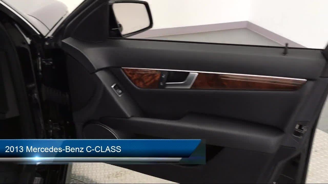2013 Mercedes-Benz C-CLASS Des Moines Urbandale Newton ...