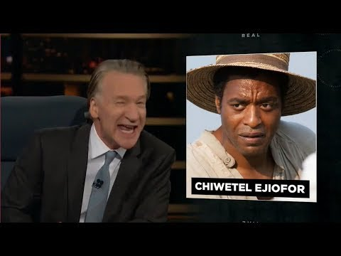 Real Time with Bill Maher: CHIWETEL EJIOFOR (HBO) New Rules | August 17, 2017