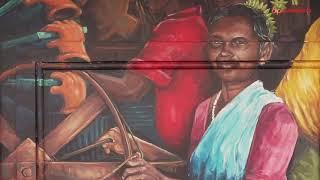 Asian Paints & St+art India Present Donate A Wall - Kerala (Kozhikode)