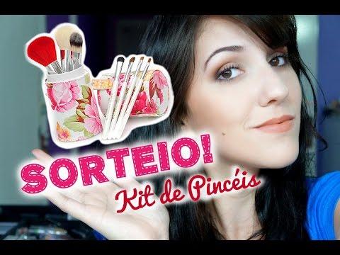 SORTEIO - Kit