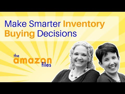 Make Smarter Amazon FBA Inventory Buying Decisions