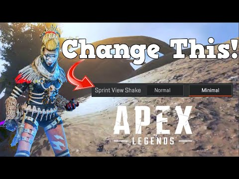 Best New Apex Settings for Console Players!