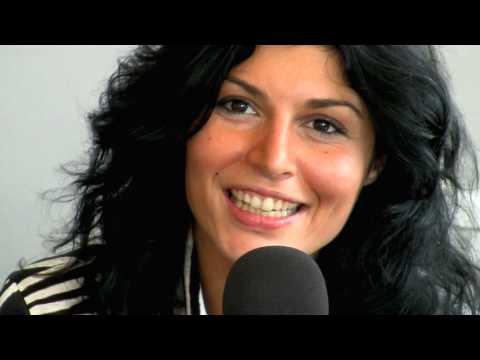 trailer Giusy Ferreri interview  tralala.gr