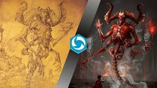 Mephisto HEROES OF THE STORM GAMEPLAY ESPAÑOL santuarios infernales OLI