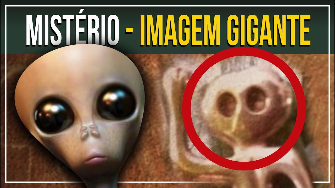 👽 Seria um EXTRATERRESTRE a imagem GIGANTE e MISTERIOSA de Nazca? Seria os deuses ASTRONAUTAS? ጵ ድ ጾ
