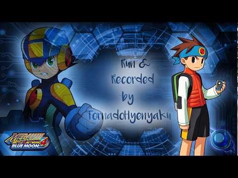 Mega Man Battle Network 4 Blue Moon || Part 12:  Old sport & The rebirth dream