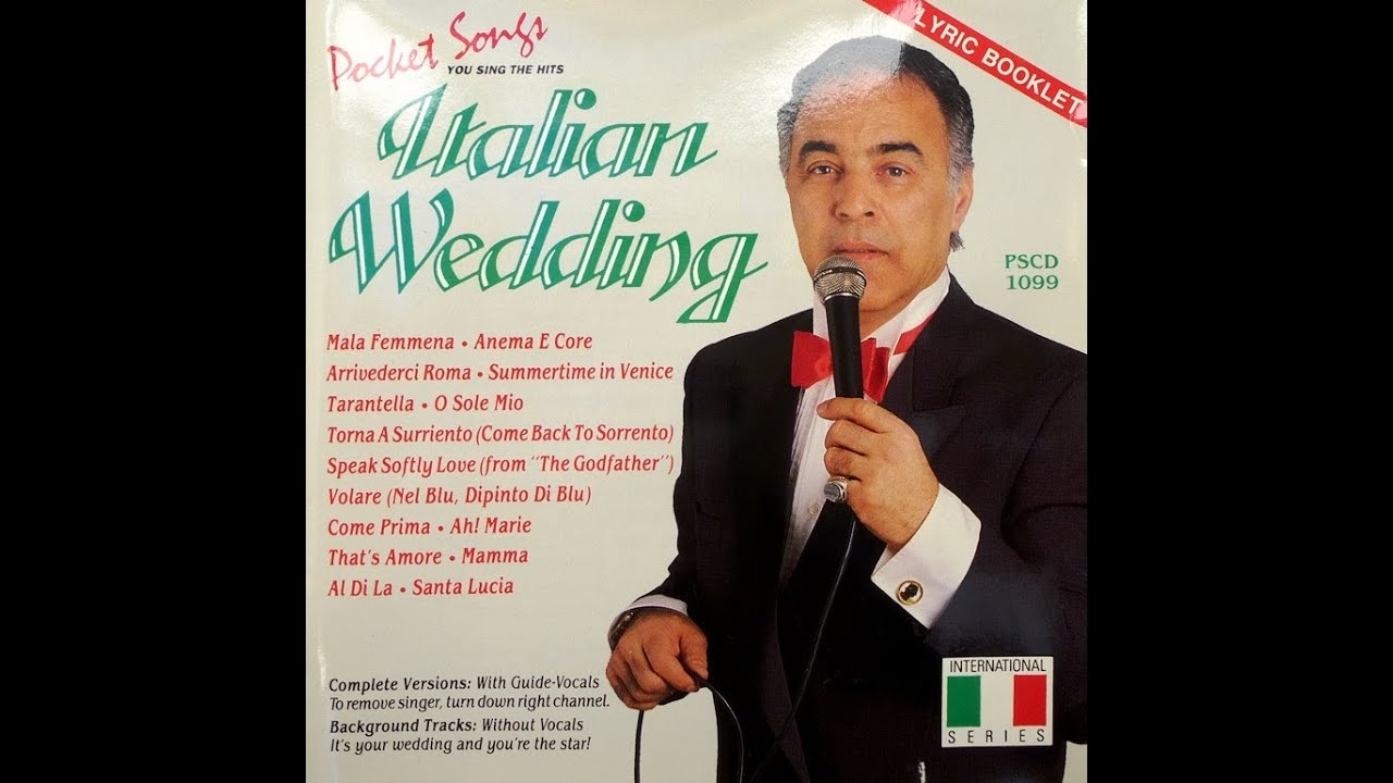 Popular Wedding Songs 2015: Songs And Dances Of Italy (With Guide