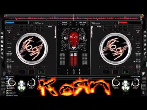 Korn Mix (Numark NS7 Virtual dj skin)