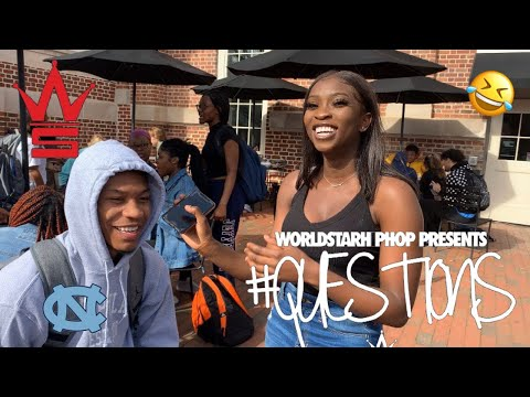 WSHH QUESTIONS (College Edition) | How Smart Are UNC Students?