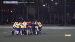 (賽事精華) 耀 宗 vs FFFC-天下足球聯賽 天下足球聯賽 09/01/2020