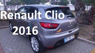 Renault Clio 2016.  Нет в России.
