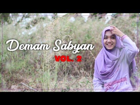 AKIBAT DEMAM SABYAN VOL 2 - YA MAULANA SABYAN - Neng Laila WISATA QOLBI (Cover Video Clip)