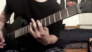 The Amity Affliction - This Could Be Heartbreak Guitar Cover Mp3