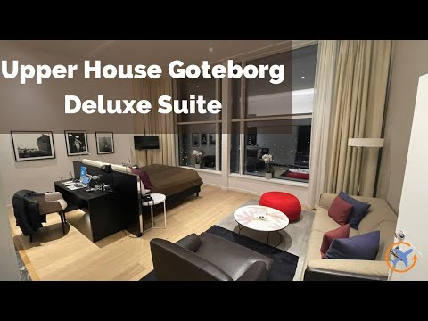 Upper House Goteborg - Deluxe Suite