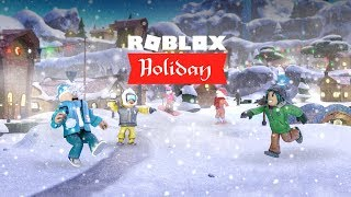 Roblox Holiday Event: Mountaineers - Roblox NEW Update Special Event