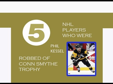 5 NHL PLAYERS ROBBED OF A CONN SMYTHE TROPHY