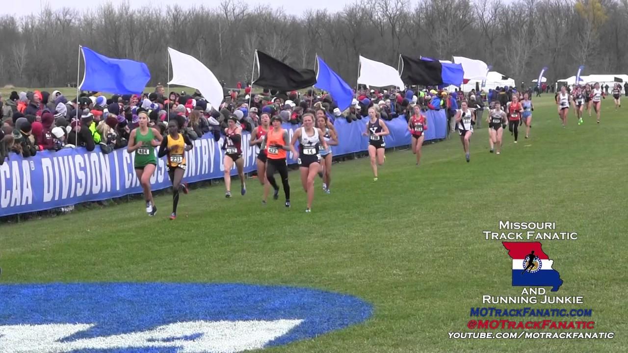 426d02b002 2016 NCAA DI XC Nats Womens 6k Finish - YouTube